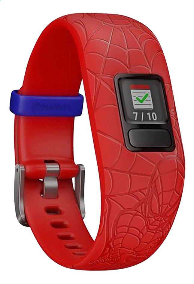 Garmin smartband Spider-Man Vivofit junior 2 rood