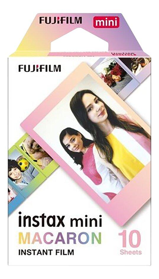 Instax: navulling 10 foto's 'macaron' (Fuji Film)