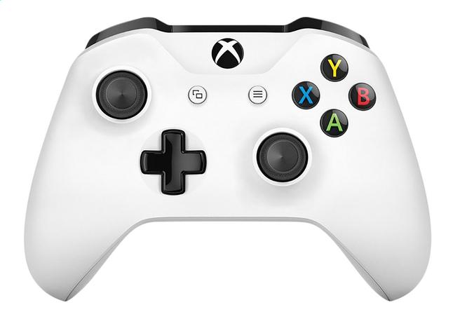 Afbeelding van Xbox One draadloze controller wit from DreamLand
