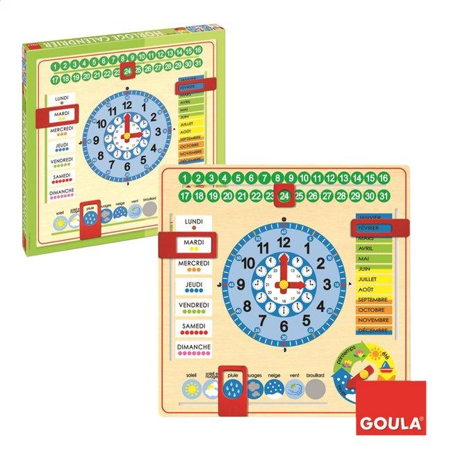 Afbeelding van Goula Horloge calendrier FR from DreamLand