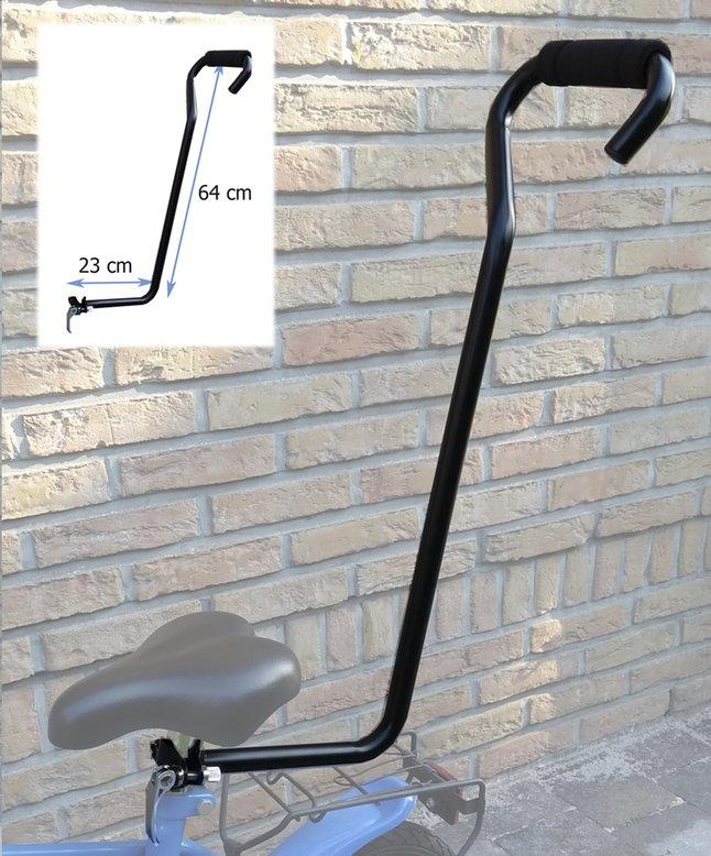 Barre d'apprentissage pour vélo d'enfants