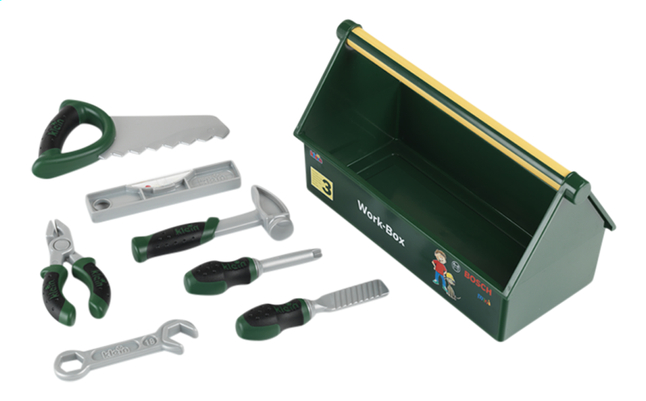 Afbeelding van Bosch gereedschapskoffer from DreamLand