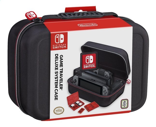 Afbeelding van Nintendo Switch Opbergtas Game Traveller Deluxe System Case from DreamLand