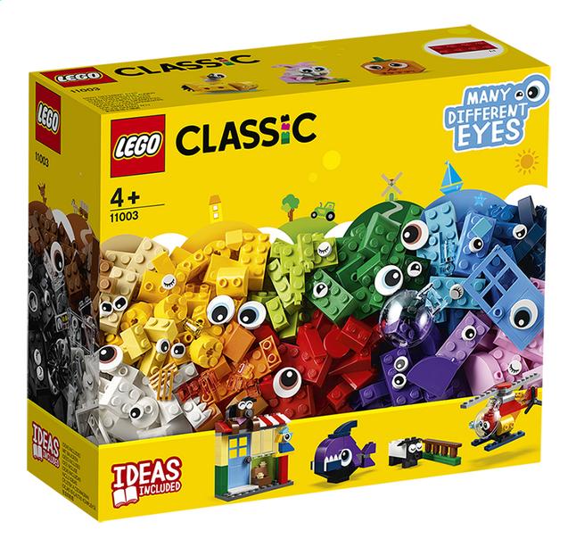 Afbeelding van LEGO Classic 11003 Stenen en ogen from DreamLand