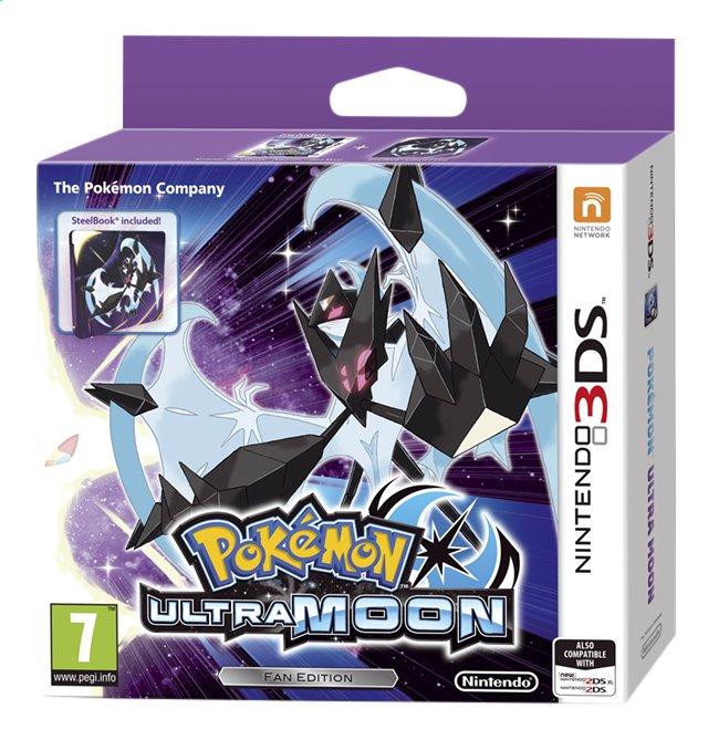 Image pour Nintendo 3DS Pokémon Ultra Lune - Fan Edition FR à partir de DreamLand