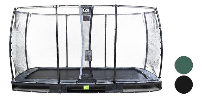 Image pour EXIT trampoline enterré avec filet de sécurité Elegant Ground Economy L 4,27 x Lg 2,44 m à partir de DreamLand