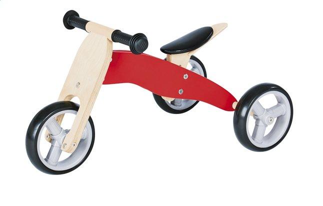 Afbeelding van Pinolino houten loopfiets Charlie from DreamLand