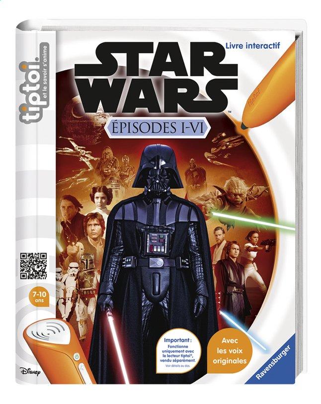 Image pour Ravensburger livre interactif Tiptoi Star Wars Épisode I-IV à partir de DreamLand