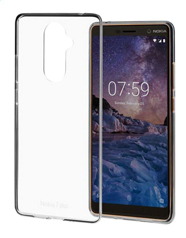 Afbeelding van Nokia cover voor Nokia 7 Plus transparant from DreamLand