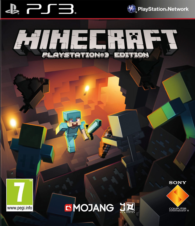 Afbeelding van PS3 Minecraft ENG/FR from DreamLand