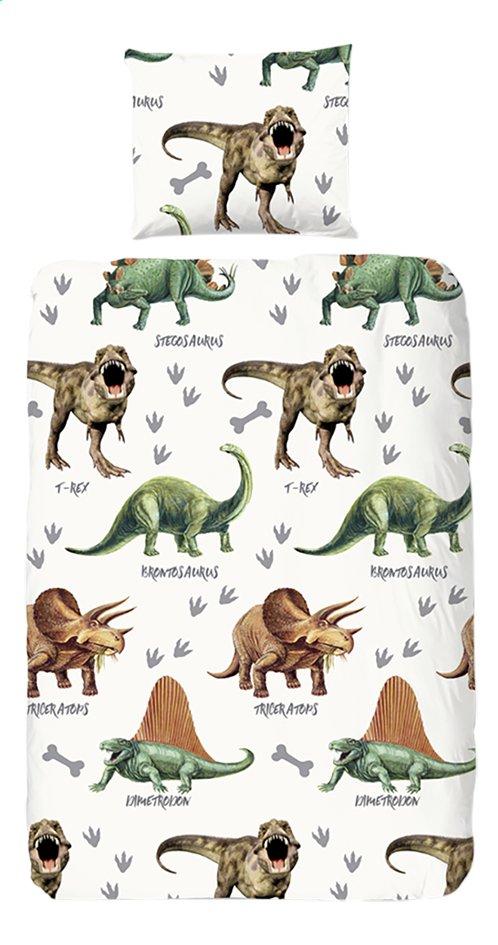 Afbeelding van Good Morning Dekbedovertrek Dinos katoen 140 x 220 cm from DreamLand