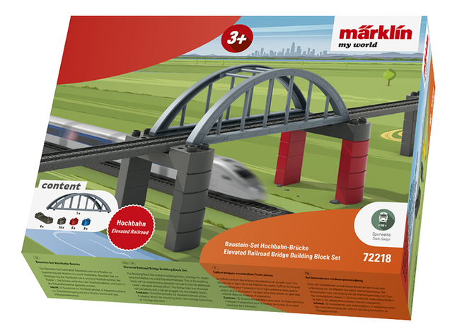 Märklin My World Pont de chemin de fer