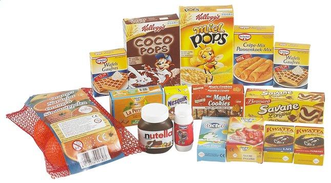 Image pour DreamLand set de marchandises pour le petit-déjeuner à partir de DreamLand