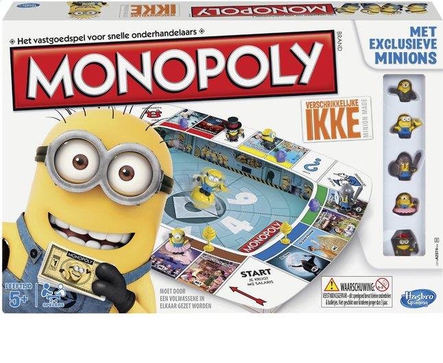 Afbeelding van Monopoly Verschrikkelijke Ikke from DreamLand