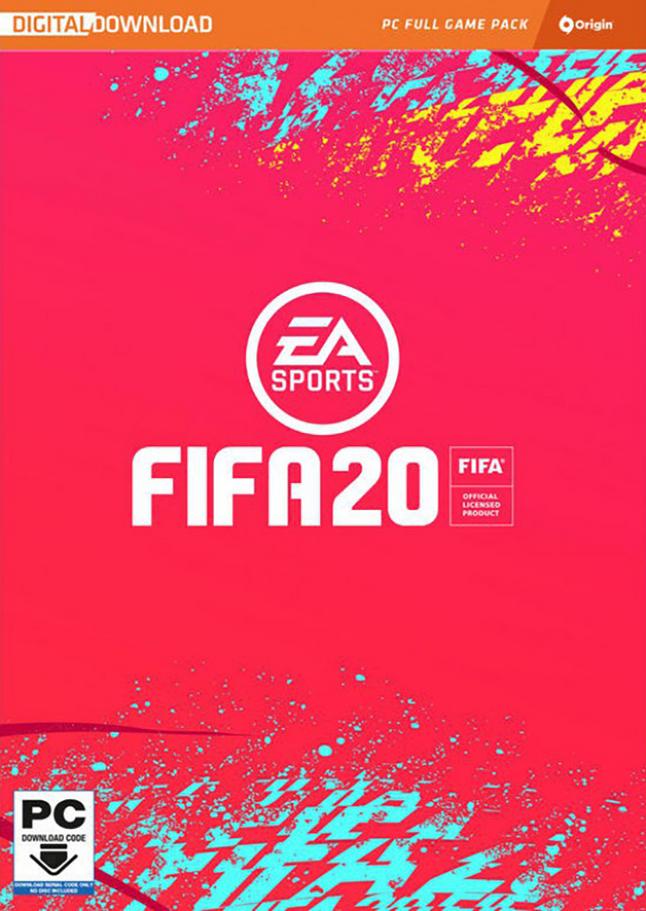 Image pour PC FIFA 20 FR/NL à partir de DreamLand
