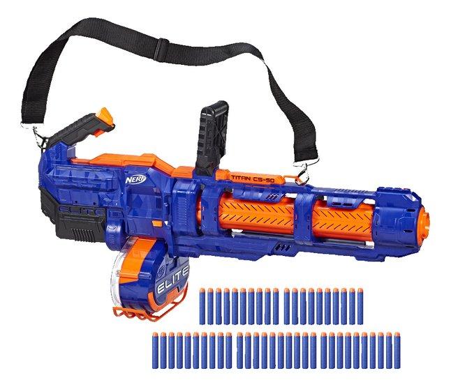 Nerf blaster N-Strike Elite Titan CS-50