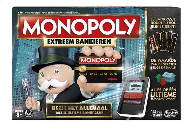 Afbeelding van Monopoly Extreem bankieren from DreamLand
