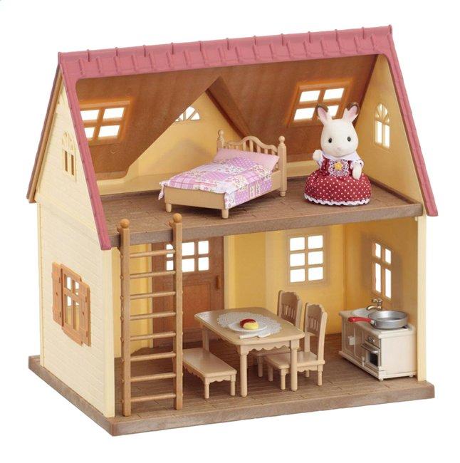 Afbeelding van Sylvanian Families 5242 - Gezellig startershuis from DreamLand