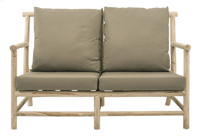 Afbeelding van Apple Bee tuinzetel Rooty Love Seat teak from DreamLand