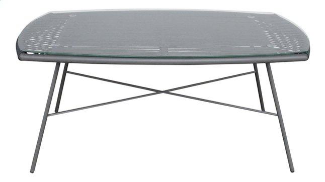 Image pour Table basse Mallow anthracite L 44,5 x Lg 101 cm à partir de DreamLand