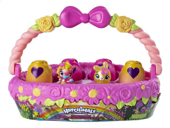 Afbeelding van Hatchimals CollEGGtibles Flower Basket 6p from DreamLand
