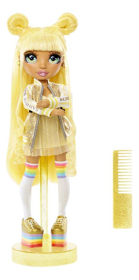 Rainbow High poupée Rainbow Surprise Fashion - Sunny Madison