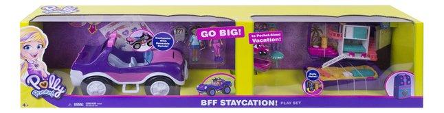 Polly Pocket speelset BFF Staycation!