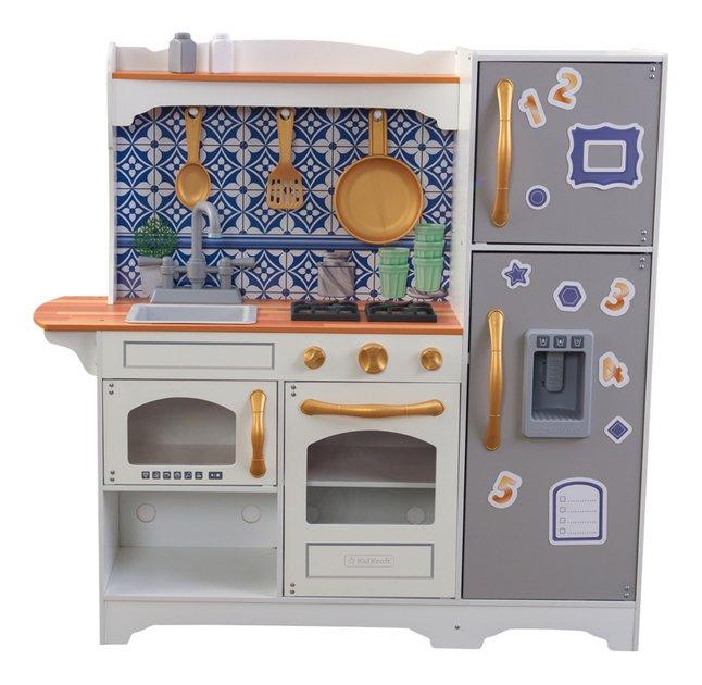 KidKraft cuisine en bois Mosaic Magnetic Play