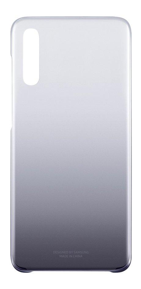 Afbeelding van Samsung Gradation Cover voor Galaxy A70 zwart from DreamLand