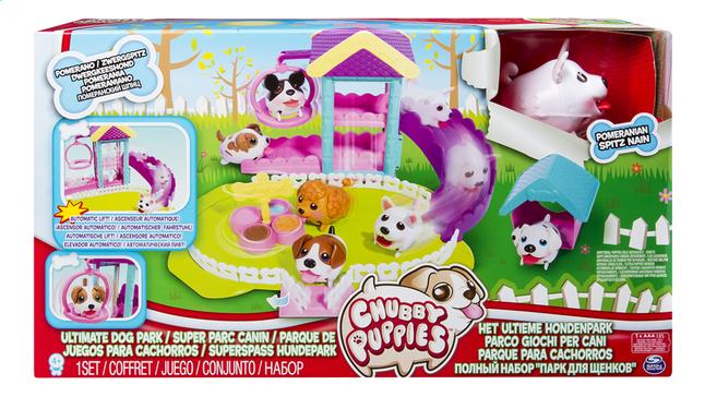 Afbeelding van Spin Master set Chubby Puppies Het ultieme hondenpark from DreamLand