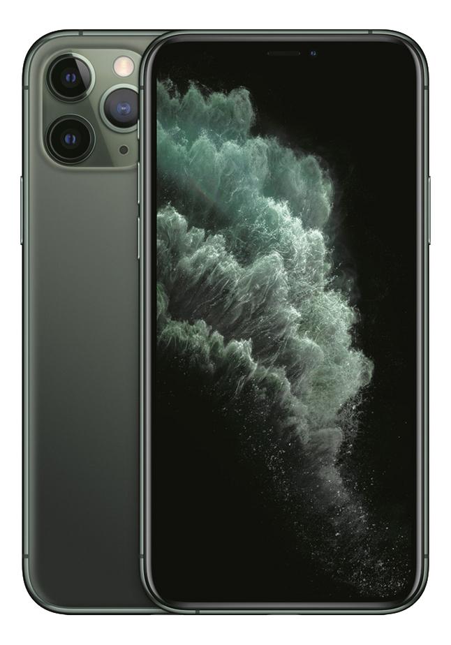 iPhone 11 Pro 256 GB Middernachtgroen