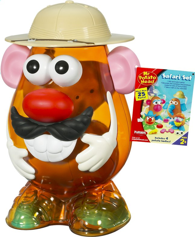Afbeelding van Playskool Mr Potato Head Safariset from DreamLand