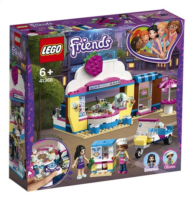Afbeelding van LEGO Friends 41366 Olivia's Cupcake Café from DreamLand