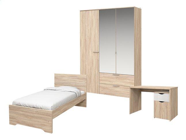 Kamer Young Bed Bureau 3d Kast