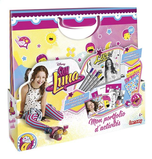 Image pour Lansay Disney Soy Luna Mon Portfolio d'activités à partir de DreamLand