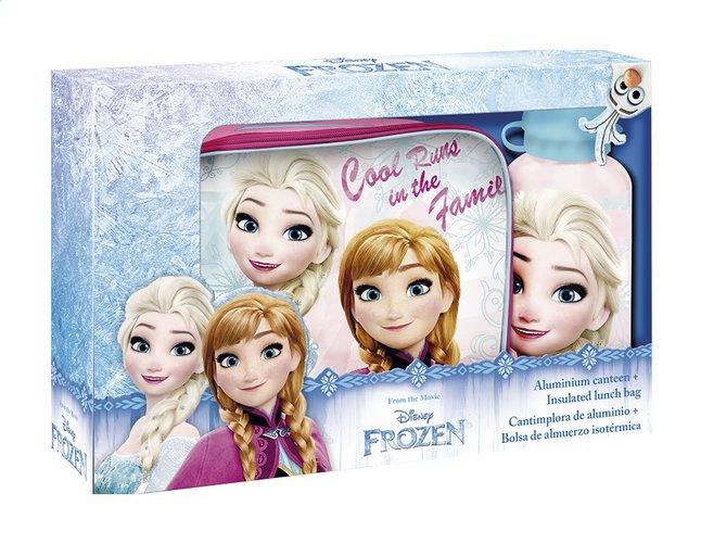 Afbeelding van Lunchtas Disney Frozen + drinkfles from DreamLand
