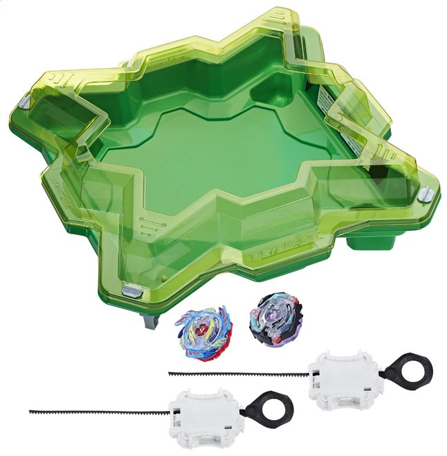 Afbeelding van Beyblade Burst Evolution Star Storm Battle Set from DreamLand
