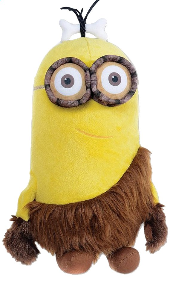 Afbeelding van Knuffel Minions Ice Caveman 28 cm Kevin from DreamLand