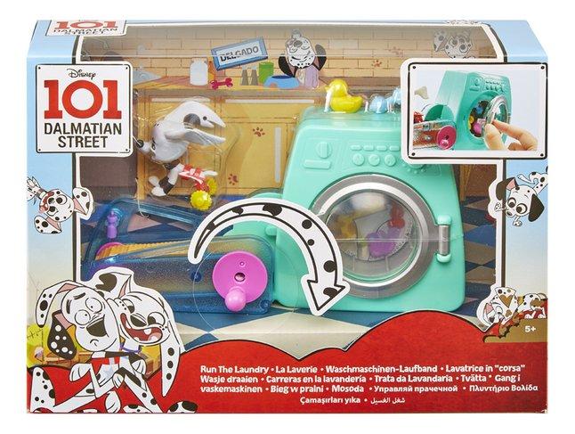 Image pour Mini set de jeu Disney 101 rue des Dalmatiens La laverie - Delgado à partir de DreamLand