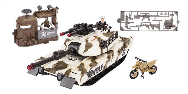 Soldier Force 9 Elicottero : Speelset soldier force destroyer dreamland