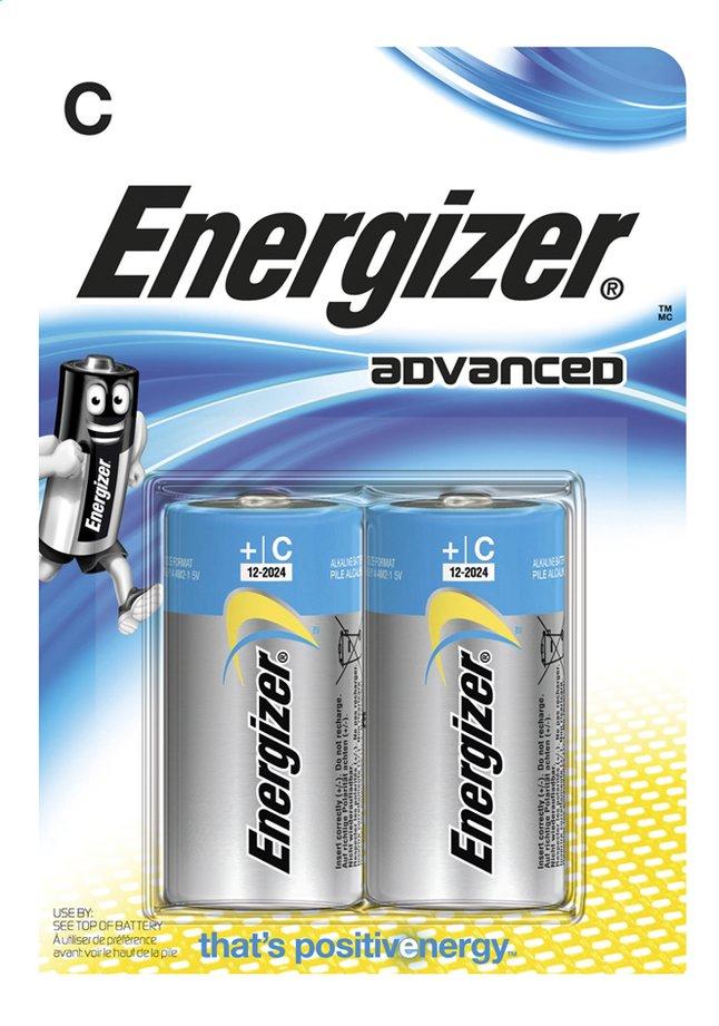 Afbeelding van Energizer C-batterij Advanced - 2 stuks from DreamLand