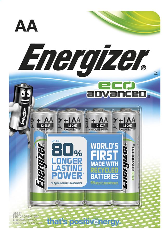 Afbeelding van Energizer 4 AA-batterijen Eco Advanced from DreamLand