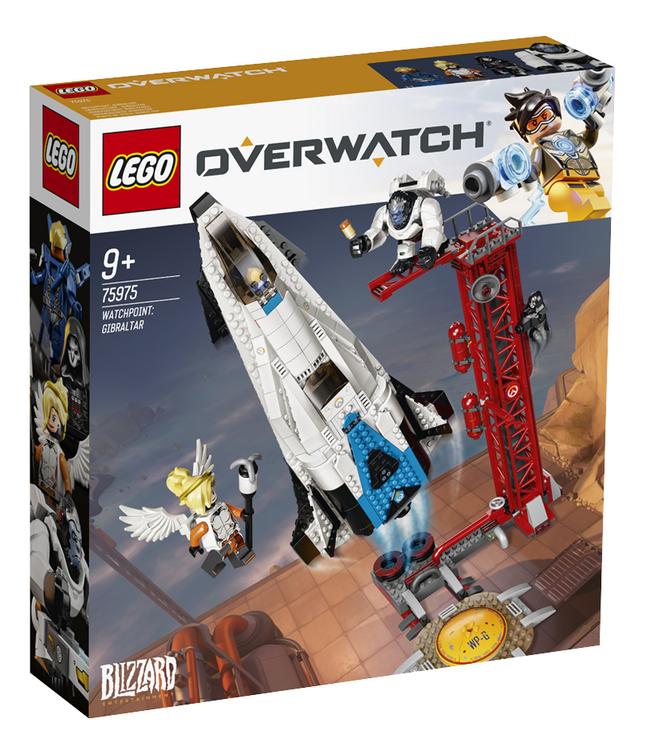 Afbeelding van LEGO Overwatch 75975 Watchpoint: Gibraltar from DreamLand