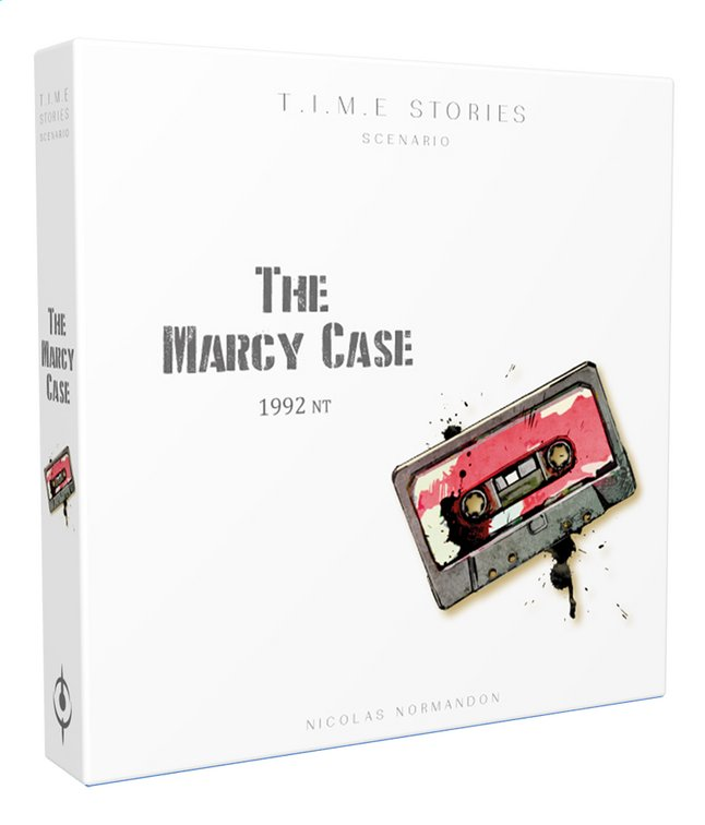Afbeelding van T.I.M.E Stories uitbreiding: The Marcy Case ENG from DreamLand