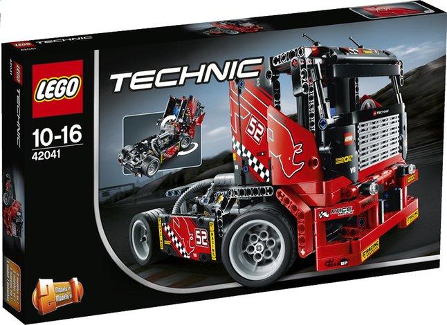 Afbeelding van LEGO Technic 42041 Race Truck from DreamLand
