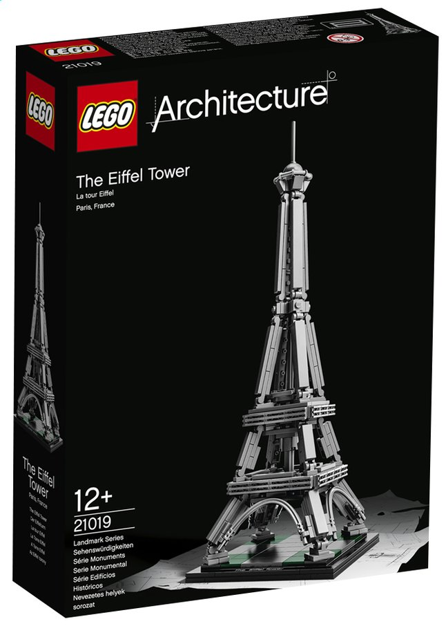 Image pour LEGO Architecture 21019 La tour Eiffel à partir de DreamLand