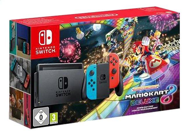 Afbeelding van Nintendo Switch Console + Mario Kart 8 Deluxe from DreamLand