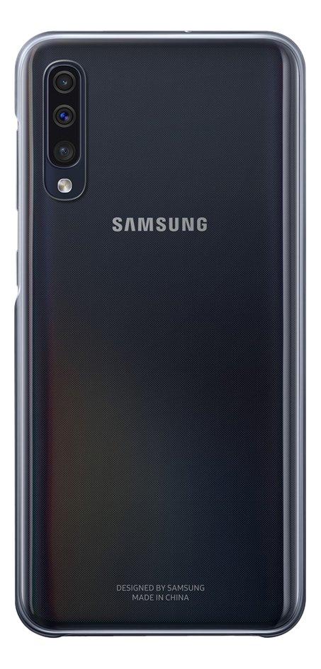 Afbeelding van Samsung Gradation Cover voor Galaxy A50 zwart from DreamLand
