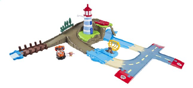 Afbeelding van Speelset PAW Patrol Skye & Zuma's Lighthouse Rescue from DreamLand
