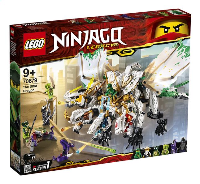 Afbeelding van LEGO Ninjago 70679 De Ultra Draak from DreamLand